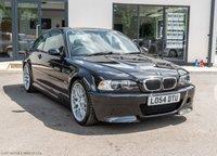 USED 2005 54 BMW M3 CSL 3.2 1d