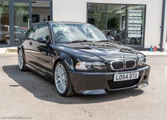 2005 BMW M3 CSL 3.2 1d  £49990.00