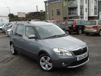2012 SKODA ROOMSTER 1.6 SCOUT TDI CR 5d 103 BHP £5650.00