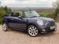 USED 2012 12 MINI CONVERTIBLE 1.6 COOPER D 2d 112 BHP