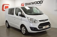 USED 2018 18 FORD TRANSIT CAMPERVAN CONVERSION 2.0 270 LIMITED LR P/V 1d AUTO 129 BHP 1 OWNER + NO VAT + SINK + BED + SAT NAV + AUTOMATIC + FINANCE AVAIL.
