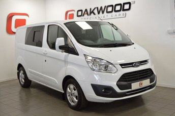 2018 FORD TRANSIT CAMPERVAN CONVERSION