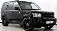USED 2013 63 LAND ROVER DISCOVERY 4 3.0 SD V6 HSE 5dr Auto [8] Pan Roof, Black Pack, Camera +
