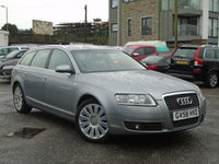 USED 2009 58 AUDI A6 2.0 AVANT TDI LIMITED EDITION 5d 140 BHP
