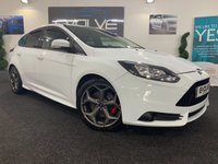 USED 2014 FORD FOCUS 2.0 ST-2 5d 247 BHP FULL SERVICE HISTORY, LONG MOT