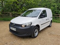 2013 VOLKSWAGEN CADDY 1.6 C20 PLUS TDI 102 5d 102BHP AIR CON EXCELLENT CONDITION £5250.00