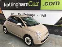 2014 FIAT 500 1.2 COLOUR THERAPY 3d 69 BHP £4995.00