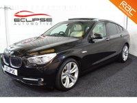 USED 2010 10 BMW 5 SERIES 3.0 530D SE GRAN TURISMO 5d AUTO 242 BHP