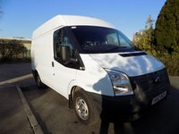 USED 2013 62 FORD TRANSIT 2.2 280 1d 99 BHP ***Nationwide Delivery Available***