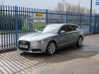 2011 AUDI A6 3.0 AVANT TDI QUATTRO SE 5d AUTO 245 BHP £10500.00