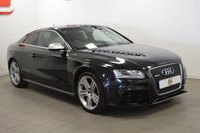 USED 2011 11 AUDI RS5 4.2 FSI S TRONIC QUATTRO 444 BHP LOW MILES + AUDI DEALER HISTORY + FINANCE AVAILABLE