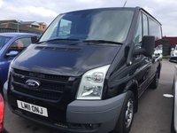 2011 FORD TRANSIT 2.2 260 TREND LR 1d 115 BHP £4500.00