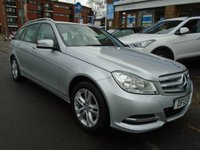 USED 2013 13 MERCEDES-BENZ C CLASS 2.1 C200 CDI BLUEEFFICIENCY EXECUTIVE SE 5d 135 BHP SATELLITE NAVIGATION