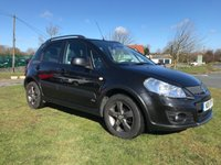 USED 2011 11 SUZUKI SX4 1.6 SZ-L  5 DOOR 59000 MILES FSH 1 LOCAL OWNER PLUS SUZUKI
