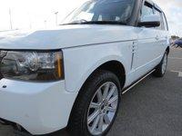 USED 2011 P LAND ROVER RANGE ROVER 4.4 TDV8 VOGUE SE 5d AUTO 313 BHP