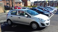 USED 2014 14 VAUXHALL CORSA 1.2 S CDTI ECOFLEX 5d 73 BHP 21189 MILES FROM NEW! CHEAP TO RUN, LOW CO2 EMISSIONS AND £30 TAX. EXCELLENT FUEL ECONOMY! GOOD SPECIFICATION INCLUDING ELECTRIC WINDOWS, CENTRAL LOCKING AND ELECTRICALLY ADJUSTABLE MIRRORS!