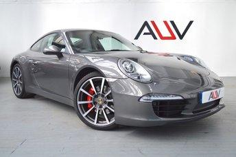 2012 PORSCHE 911 3.8 CARRERA S PDK 2d AUTO 400 BHP £62950.00