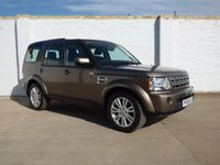 2009 LAND ROVER DISCOVERY 3.0 4 TDV6 HSE 5d AUTO 245 BHP £13350.00