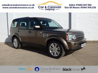 USED 2009 59 LAND ROVER DISCOVERY 3.0 4 TDV6 HSE 5d AUTO 245 BHP Service History SATNAV Leather Buy Now, Pay Later Finance!
