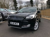 USED 2016 66 FORD KUGA 2.0 TITANIUM TDCI 5d 177 BHP All Vehicles with minimum 6 months Warranty, Van Ninja Health Check and cannot be beaten on price!