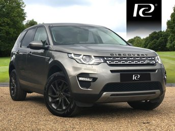 2017 LAND ROVER DISCOVERY SPORT 2.0 TD4 HSE 5d AUTO 180 BHP £27500.00