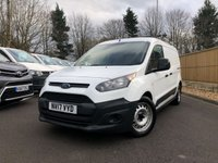 2017 FORD TRANSIT CONNECT 1.5 210 P/V 1d 74 BHP £9000.00