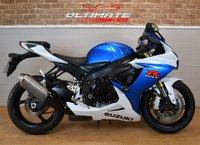 2014 SUZUKI GSXR750 L4 SUPER SPORTS £5995.00