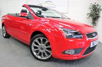 2007 FORD FOCUS 2.0 CC3 2d 144 BHP £SOLD