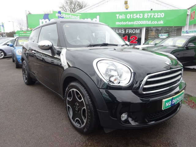 USED 2013 13 MINI COOPER 1.6 COOPER 3d 122 BHP £0 DEPOSIT FINANCE DEAL AVAILABLE....LOW MILEAGE....FULL LEATHER....SAT NAV