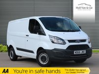 USED 2016 66 FORD TRANSIT CUSTOM 2.0 290 LR P/V 1d 104 BHP JUST ARRIVED,DETAILS TO FOLLOW