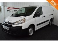 USED 2015 65 CITROEN DISPATCH 2.0 1200 L2H1 ENTERPRISE HDI 1d 126 BHP