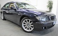 2006 BMW 7 SERIES 3.0 730D SE 4d AUTO 228 BHP £SOLD