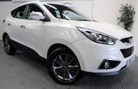 2014 HYUNDAI IX35 1.7 SE CRDI 5d 114 BHP