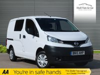 USED 2015 15 NISSAN NV200 1.5 DCI ACENTA 1d 90 BHP JUST ARRIVED,DETAILS TO FOLLOW