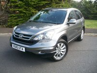 USED 2010 10 HONDA CR-V 2.2 I-DTEC ES-T 5d AUTO 148 BHP Superb Value, High Specification, JUST 72,000 Miles with Full Comprehensive Service History!!!