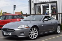 USED 2006 JAGUAR XK 4.2 COUPE 2d AUTO 294 BHP Full Service History With 7 Stamps