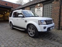 USED 2015 65 LAND ROVER DISCOVERY 3.0 SDV6 HSE LUXURY 5d AUTO 255 BHP (Rear DVD / Save £2000!!)