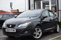 2009 SEAT IBIZA 1.6 SPORT 5d 103 BHP £4495.00