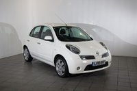 USED 2010 10 NISSAN MICRA 1.2 N-TEC 5d AUTO 80 BHP Call us for Finance