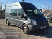 2012 FORD TRANSIT BUS LWB