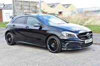 USED 2013 63 MERCEDES-BENZ A CLASS 1.8 A200 CDI BLUEEFFICIENCY AMG SPORT 5d AUTO