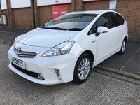 2013 TOYOTA PRIUS PLUS 1.8 HYBRID VVTI T4 5d AUTO 7 SEATS £13491.00