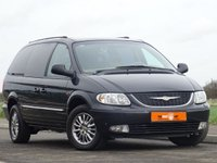 USED 2001 Y CHRYSLER GRAND VOYAGER Voyager Grand Limited 3.3 5dr