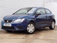 2016 SEAT IBIZA 1.0 S 3d 74 BHP £5989.00