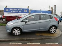 USED 2010 10 FORD FIESTA 1.2 EDGE 5d 81 BHP 5 Stamps of Service History. New MOT & Full Service Done on purchase + 2 Years FREE Mot & Service Included After . 3 Months Russell Ham Quality Warranty . All Car's Are HPI Clear . Finance Arranged - Credit Card's Accepted . for more cars www.russellham.co.uk  Owners Book Pack.