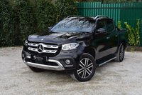 USED 2018 18 MERCEDES-BENZ X-CLASS 2.3 X250 D 4MATIC POWER 4d AUTO 188 BHP