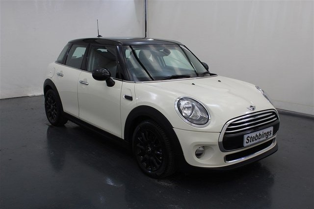 2016 16 MINI HATCH COOPER 1.5 COOPER D 5d 114 BHP
