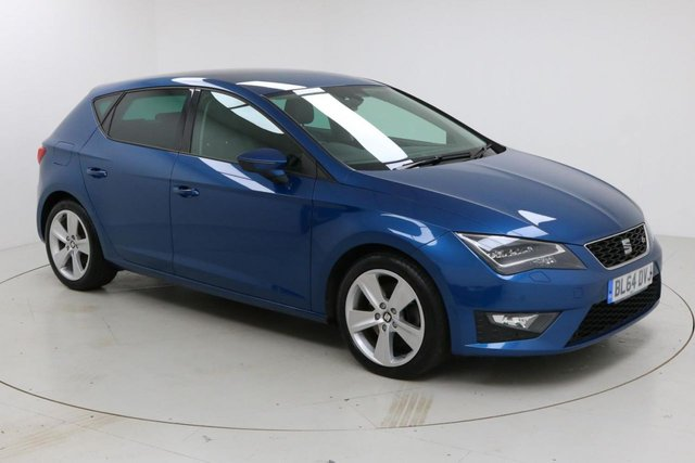 View our SEAT LEON FR