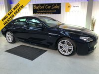 USED 2016 66 BMW 6 SERIES 3.0 640D M SPORT GRAN COUPE 4d AUTO 309 BHP
