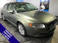 """USED 2011 11 VOLVO S80 2.0 D3 SE 4d 161 BHP Phone Bluetooth Connectivity   :   Comprehensive Service History   :   17"""" Alloy Wheels      Cargo / Load Cover   :   Reverse Parking Sensors   :   Heated Front Seats"""